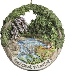 Custom AmeriScape Ornaments