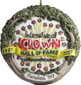 30th Anniversary Clown Hall of Fame Baraboo, WI