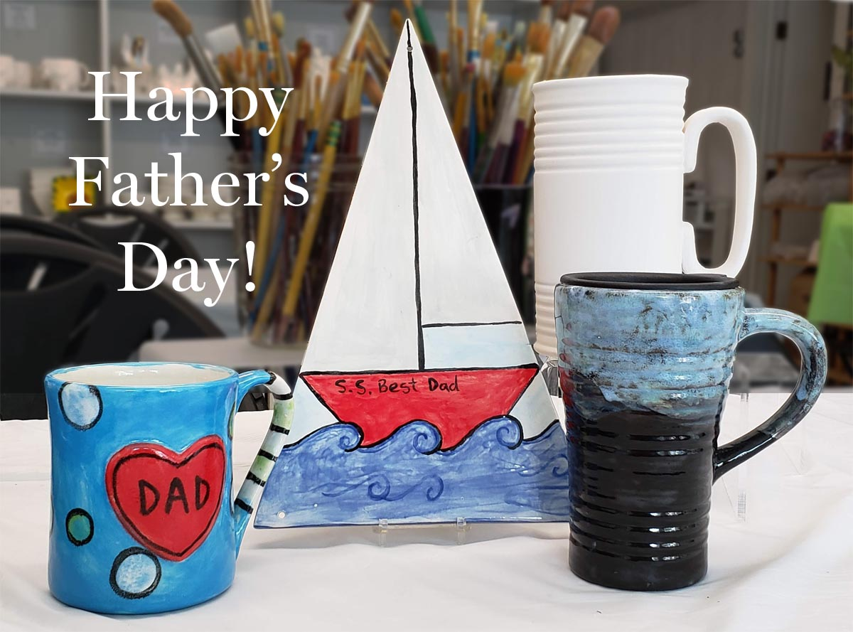 Create a Gift for Dad!