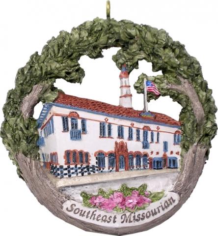 Cape Girardeau ornament #9 - Southeast Missourian