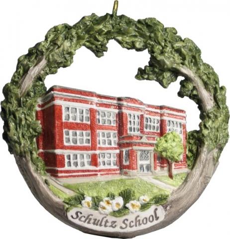Cape Girardeau ornament #14 - Schultz School