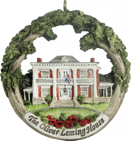 Cape Girardeau ornament #17 - The Oliver-Leming House