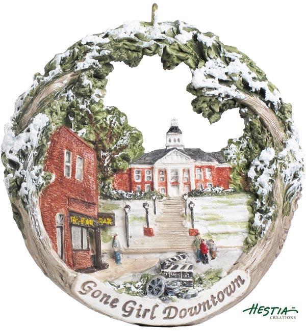 Cape Girardeau ornament #18 - Gone Girl Downloan