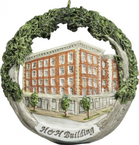 Cape Girardeau ornament #22 -0 H&H Building