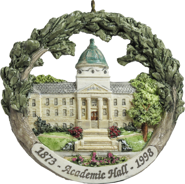 Cape Girardeau ornament #3 - Academic Hall